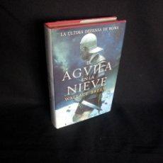 Libros de segunda mano: WALLACE BREEM - EL AGUILA EN LA NIEVE - ALAMUT 2008. Lote 204388115