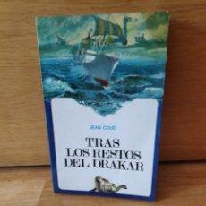 Libros de segunda mano: TRAS LOS RESTOS DEL DRAKAR JEAN COUE. Lote 206236801