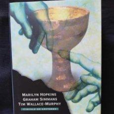 Libros de segunda mano: LOS HIJOS SECRETOS DEL GRIAL - MARILYN HOPKINS - GRAHAM SIMMANS - TIM WALLACE-MURPHY. Lote 206270090