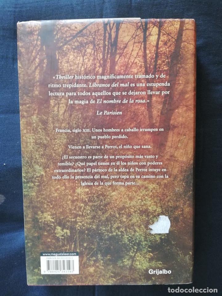 Libros de segunda mano: LÍBRANOS DEL MAL - ROMAIN SARDOU - GRIJALBO - Foto 2 - 206481126