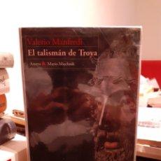 Libros de segunda mano: EL TALISMÁN DE TROYA. Lote 207105216