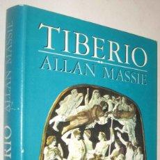 Libros de segunda mano: TIBERIO - ALLAN MASSIE. Lote 207114372