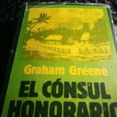 Libros de segunda mano: EL CÓNSUL HONORARIO. Lote 207117763