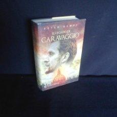 Libros de segunda mano: PETER DEMPF - EL LEGADO DE CARAVAGGIO - VIAMAGNA 2009. Lote 208019101