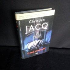 Libros de segunda mano: CHRISTIAN JACQ - EL MONJE Y EL VENERABLE - EDICIONES STYRIA 2006. Lote 208176090