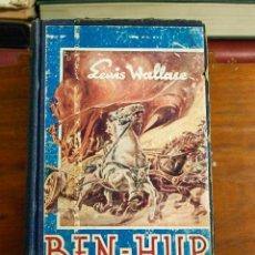 Libros de segunda mano: BEN - HUR. Lote 208176881
