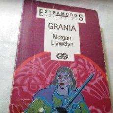 Libros de segunda mano: GRANIA, POR MORGAN LLYWELIN, 1986, EDICIÓNS XERAIS DE GALICIA. Lote 209006636