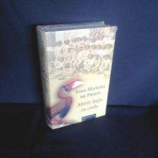 Livres d'occasion: JUAN MANUEL DE PRADA - MORIR BAJO TU CIELO - CIRCULO DE LECTORES 2014 - SIN ABRIR. Lote 209348211