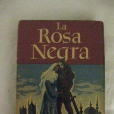 Libros de segunda mano: THOMAS B. COSTAIN. LA ROSA NEGRA. EDICIONES PEUSER 1946.. Lote 209808005