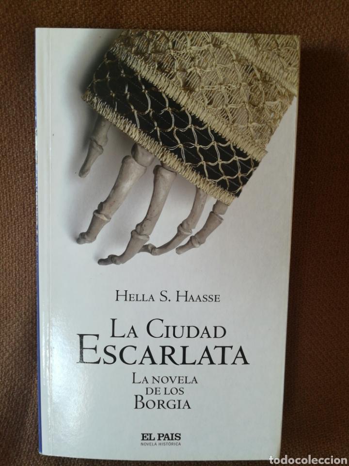 Libros de segunda mano: LIBROS A 1 EURO - NOVELA HISTÓRICA - COLECCIÓN EL PAÍS - Foto 3 - 231167040