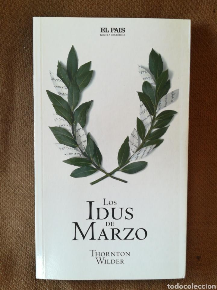 Libros de segunda mano: LIBROS A 1 EURO - NOVELA HISTÓRICA - COLECCIÓN EL PAÍS - Foto 8 - 231167040