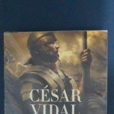 Libros de segunda mano: EL FUEGO DEL CIELO / CÉSAR VIDAL / BOOKET / PEDIDO MÍNIMO 5 EUROS. Lote 210058218