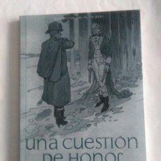 Libros de segunda mano: UNA CUESTION DE HONOR .JOSEPH CONRAD ( EL OLIVO AZUL ). Lote 210060735
