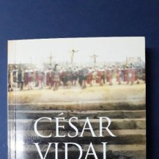 Libros de segunda mano: EL HIJO DEL HOMBRE / CÉSAR VIDAL / DE BOLSILLO / PEDIDO MÍNIMO 5 EUROS. Lote 210060772