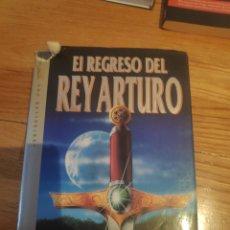 Libros de segunda mano: EL REGRESO DEL REY ARTURO MOLLY COCHRAN. Lote 210415000
