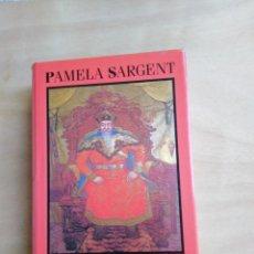 Libros de segunda mano: GENGIS KAN (EL SOBERANO DEL CIELO) - PAMELA SARGENT. Lote 210632070