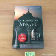 Libros de segunda mano: LA PROMESA DEL ÁNGEL. Lote 210800272