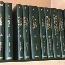 Libros de segunda mano: BIBLIOTECA DE NOVELA HISTÓRICA, EDITORIAL ORBIS, COMPLETA, COLECCIÓN 60 LIBROS, AÑO 1988, MUY BIEN.. Lote 211699814