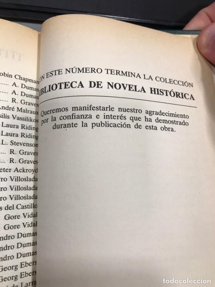 Libros de segunda mano: Biblioteca de novela Histórica, Editorial Orbis, completa, Colección 60 libros, año 1988, muy bien. - Foto 9 - 211699814