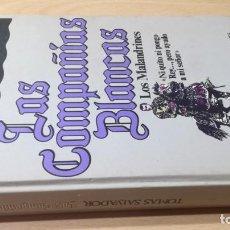 Livros em segunda mão: LAS COMPAÑIAS BLANCAS - TOMAS SALVADOR - PLAZA JANES / S402. Lote 211829541