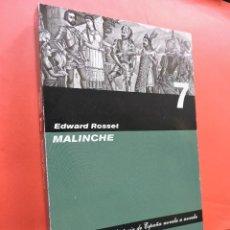 Livres d'occasion: MALINCHE. ROSSET, EDWARD. EDITORIAL ABC. BARCELONA 2006.. Lote 212078278