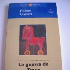 Libros de segunda mano: LA GUERRA DE TROYA. Lote 212309076
