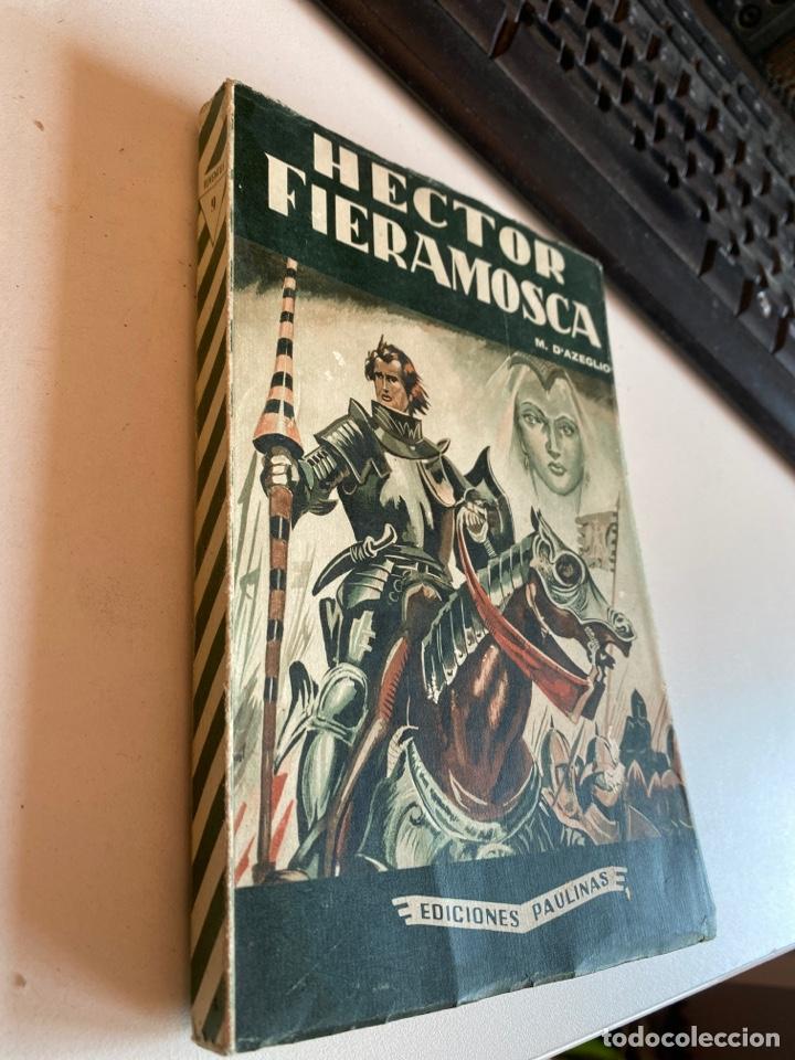 Libros de segunda mano: Hector fieramosca - Foto 2 - 212689936