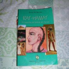 Libros de segunda mano: RAT-HAMAT . KAVOD HA MALAJIM. Lote 213278780