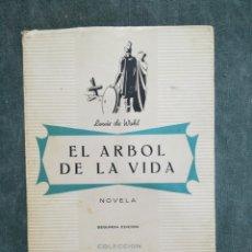 Libros de segunda mano: EL ÁRBOL DE LA VIDA (EL ÁRBOL VIVIENTE) - LOUIS DE WOHL - 1956. Lote 213892733