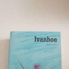Libros de segunda mano: G-27 LIBRO IVANHOE WALTER SCOTT. Lote 214297896