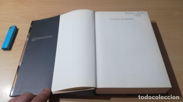 Libros de segunda mano: LA JOVEN DE ESPARTA - CRISTINA RODRIGUEZ - GRIJALBO ZZ406 - Foto 6 - 214300345