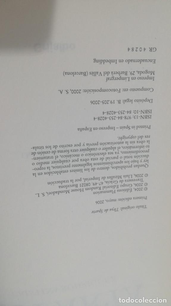 Libros de segunda mano: LA JOVEN DE ESPARTA - CRISTINA RODRIGUEZ - GRIJALBO ZZ406 - Foto 10 - 214300345