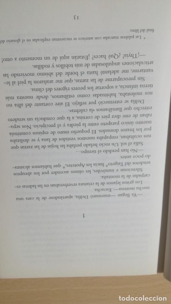 Libros de segunda mano: LA JOVEN DE ESPARTA - CRISTINA RODRIGUEZ - GRIJALBO ZZ406 - Foto 12 - 214300345