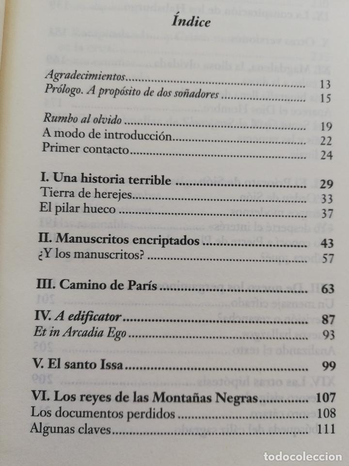 Libros de segunda mano: REX MUNDI (LORENZO FERNÁNDEZ BUENO / JOSEP GUIJARRO TRIADÓ) - Foto 3 - 214340931