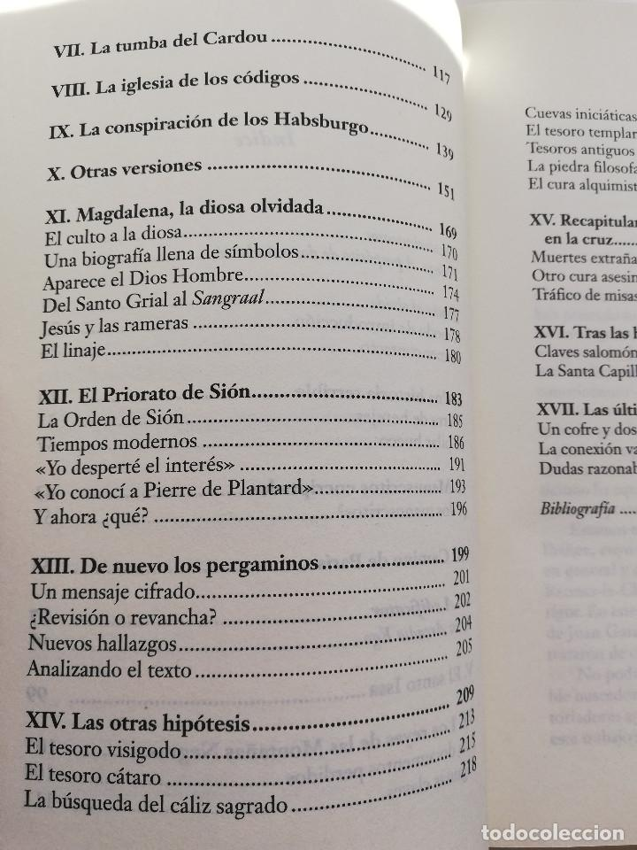 Libros de segunda mano: REX MUNDI (LORENZO FERNÁNDEZ BUENO / JOSEP GUIJARRO TRIADÓ) - Foto 4 - 214340931