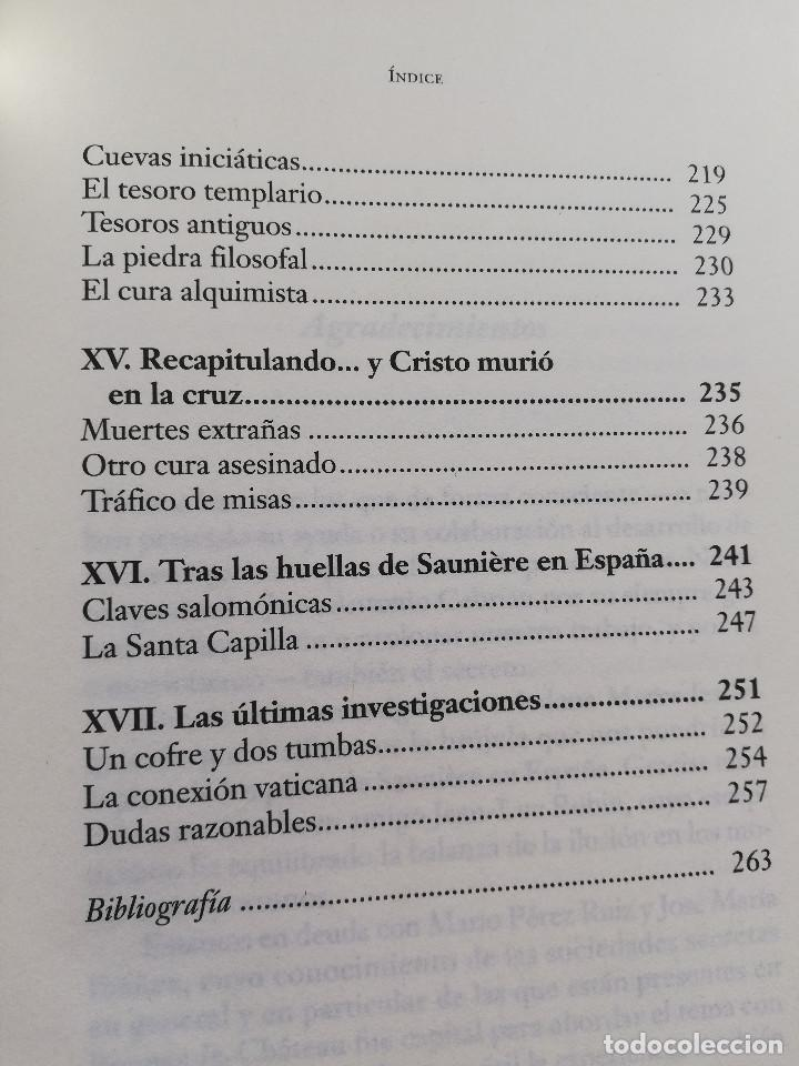 Libros de segunda mano: REX MUNDI (LORENZO FERNÁNDEZ BUENO / JOSEP GUIJARRO TRIADÓ) - Foto 5 - 214340931