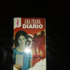 Libros de segunda mano: EL DIARIO DE ANA FRANK. Lote 214729442