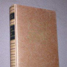 Livros em segunda mão: EL DIOS DE LA LLUVIA LLORA SOBRE MÉJICO. LASZLO PASSUTH. LUIS CARALT, 1967. EL DORADO / TENOCHTITLÁN. Lote 215021923