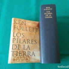 Libros de segunda mano: LOS PILARES DE LA TIERRA - KEN FOLLET - CIRCULO DE LECTORES - AÑO 2003. Lote 215488942