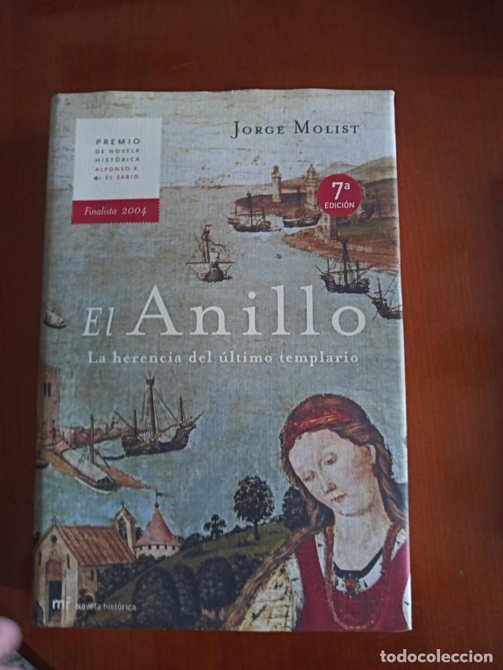 EL ANILLO (Libros de Segunda Mano (posteriores a 1936) - Literatura - Narrativa - Novela Histórica)