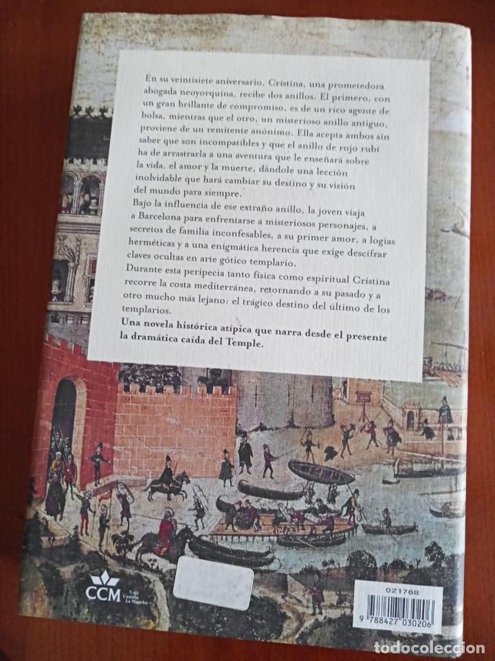 Libros de segunda mano: El anillo - Foto 2 - 215818630