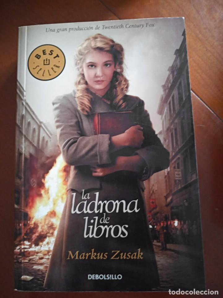 LA LADRONA DE LIBROS (Libros de Segunda Mano (posteriores a 1936) - Literatura - Narrativa - Novela Histórica)