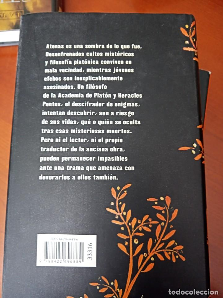 Libros de segunda mano: La caverna de las ideas. José Carlos Somoza - Foto 2 - 215895521