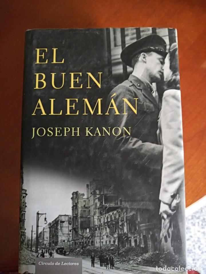 EL BUEN ALEMÁN (Libros de Segunda Mano (posteriores a 1936) - Literatura - Narrativa - Novela Histórica)