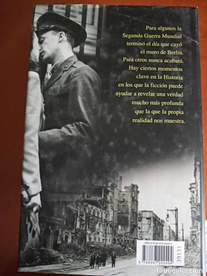 Libros de segunda mano: El buen alemán - Foto 2 - 215930381