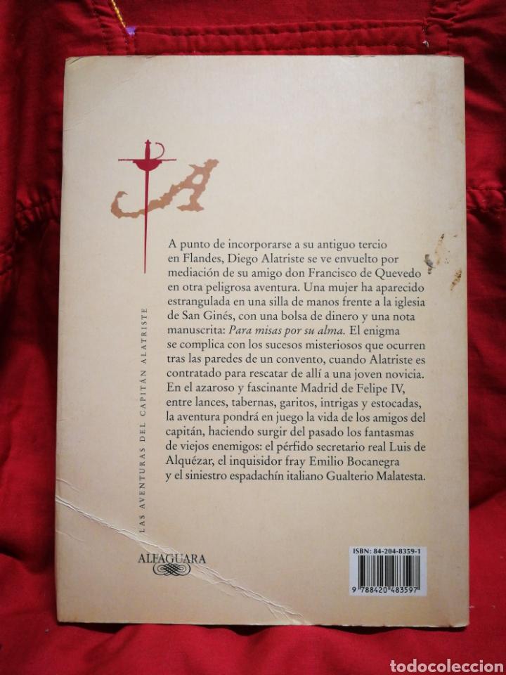 Libros de segunda mano: LIMPIEZA DE SANGRE, LAS AVENTURAS DEL CAPITÁN ALATRISTE- ARTURO PÉREZ REVERTE, ED.ALFAGUARA. - Foto 2 - 217271701