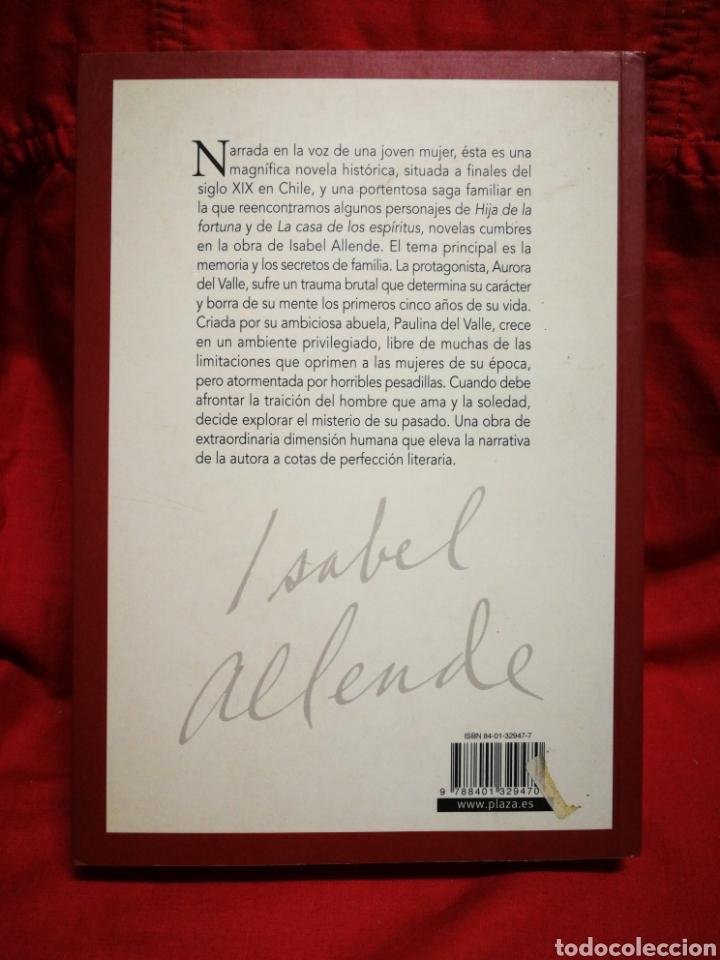 Libros de segunda mano: RETRATO EN SEPIA- ISABEL ALLENDE, ED. PLAZA & JANÉS, 2002. - Foto 2 - 217276787
