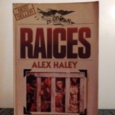Libros de segunda mano: RAICES. Lote 217842913