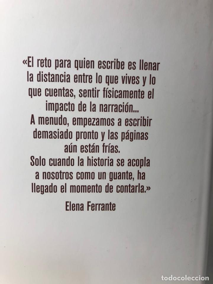 Libros de segunda mano: DOS AMIGAS (COMPLETA 4 VOLS. ) ··· ELENA FERRANTE ·· Ed. CIRCULO DE LECTORES - Foto 4 - 217932972