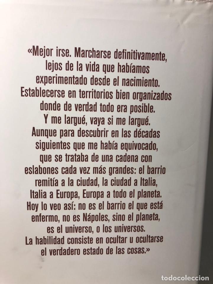 Libros de segunda mano: DOS AMIGAS (COMPLETA 4 VOLS. ) ··· ELENA FERRANTE ·· Ed. CIRCULO DE LECTORES - Foto 15 - 217932972